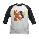 MOAB WILLY Kids Baseball Jersey