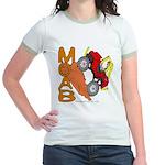 MOAB WILLY Jr. Ringer T-Shirt