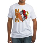 MOAB WILLY Fitted T-Shirt