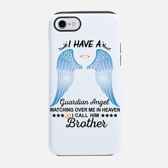 My Brother Is My Guardian Angel iPhone 8/7 Tough C