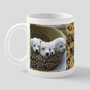 Bichon Frise Pups - Mug