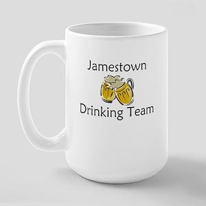 Jamestown Large Mug