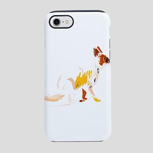 Fading fox iPhone 8/7 Tough Case