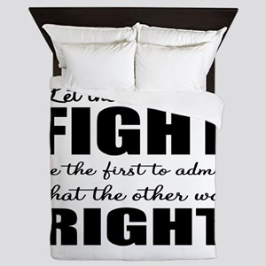 Argument Queen Duvet