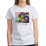 Cup of Life Women's T-Shirt