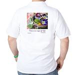 Cup of Life Golf Shirt