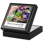 Cup of Life Keepsake Box
