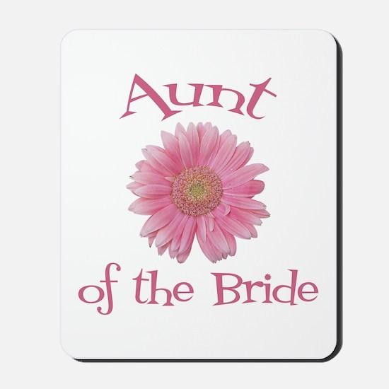 Daisy Bride's Aunt Mousepad