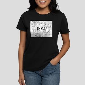 Italian Cities T-Shirt
