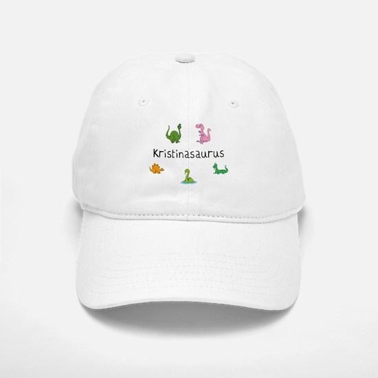 Kristinaosaurus Baseball Baseball Cap