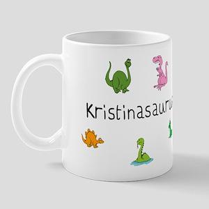 Kristinaosaurus Mug
