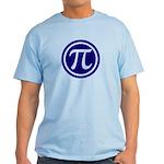 Light Color Pi Emblem T-Shirt