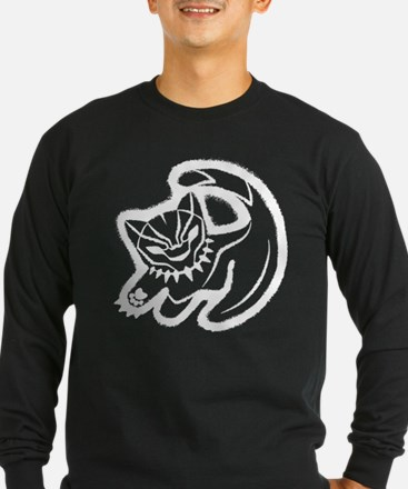 The Panther King Long Sleeve T-Shirt