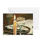 Christmas Dinner Greeting Cards (Pk of 10)