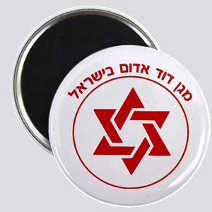 Magen David Adom Magnet Magnets