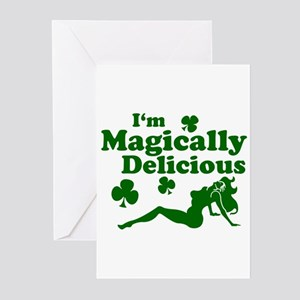 Magically Mudflap Greeting Cards (Pk of 10)