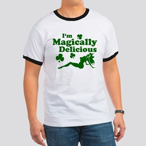 Magically Mudflap Ringer T