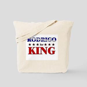 RODRIGO for king Tote Bag