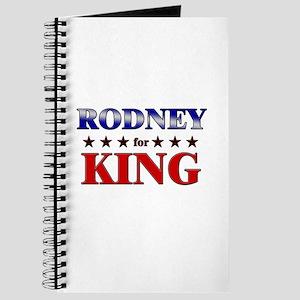RODNEY for king Journal