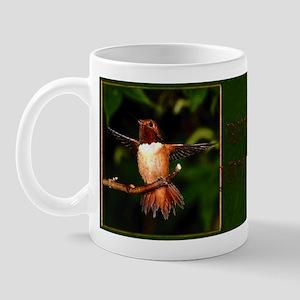Rufous Hummingbird - Mug