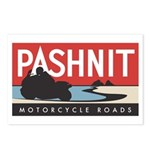 Pashnit Moto Roads Postcards (Package of 8)