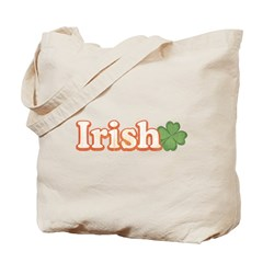 Irish 'Vintage' Tote Bag