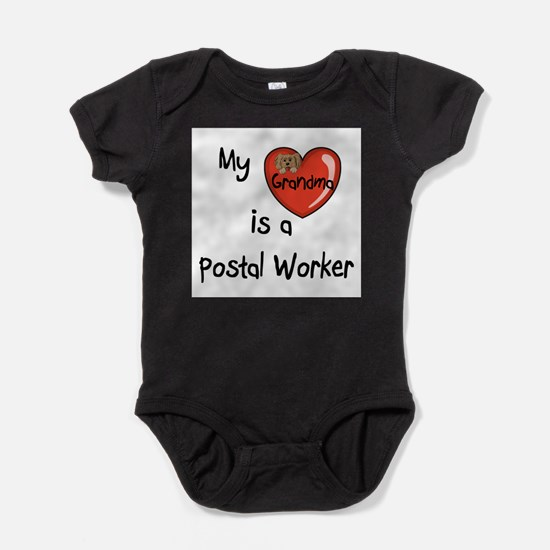 Postal Worker Infant Bodysuit Body Suit