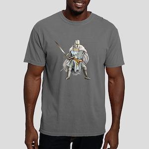 Crusader Knight Mens Comfort Colors Shirt