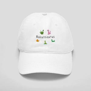 Rubyosaurus Cap
