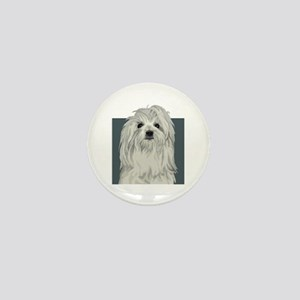 Coton de Tulear Mini Button