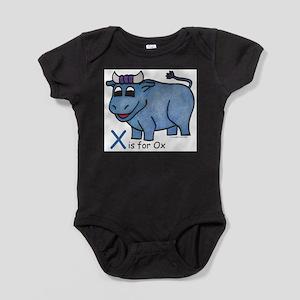 X is for Ox Infant Bodysuit Body Suit