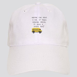 Bus Driver Quote Cap