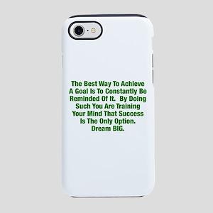 A Constant Reminder iPhone 8/7 Tough Case