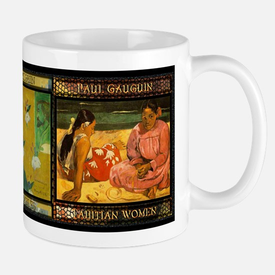 Paul Gauguin Art - Mug