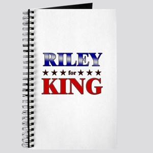 RILEY for king Journal