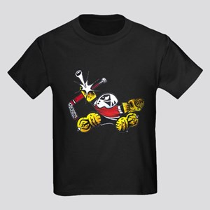 Small Saves the Hockey Goalie T-Shirt
