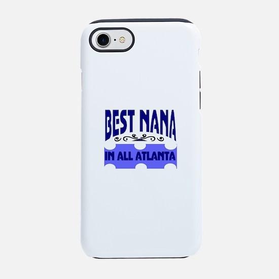 Atlanta nana iPhone 8/7 Tough Case