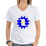 Caid Minister of the Lists Women's V-Neck T-Shirt