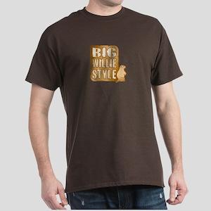 Big Willie Style Dark T-Shirt