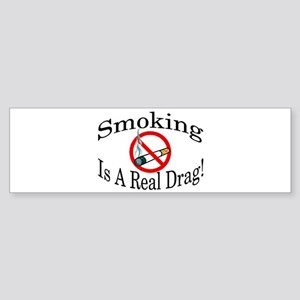 Real Drag Bumper Sticker