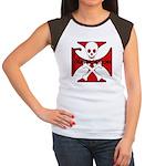 FABRICATOR Women's Cap Sleeve T-Shirt