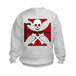 FABRICATOR Kids Sweatshirt