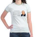 Winston Churchill 1 Jr. Ringer T-Shirt