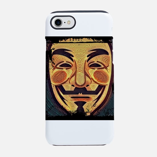 V For Vendetta 3 Merchandise iPhone 8/7 Tough Case