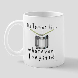 Tempo Mug