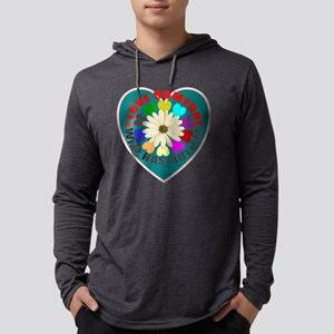 I love someone who has autism Long Sleeve T-Shirt