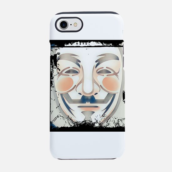 V For Vendetta 6 Merchandise iPhone 8/7 Tough Case