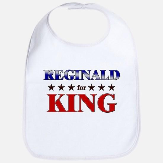 REGINALD for king Bib
