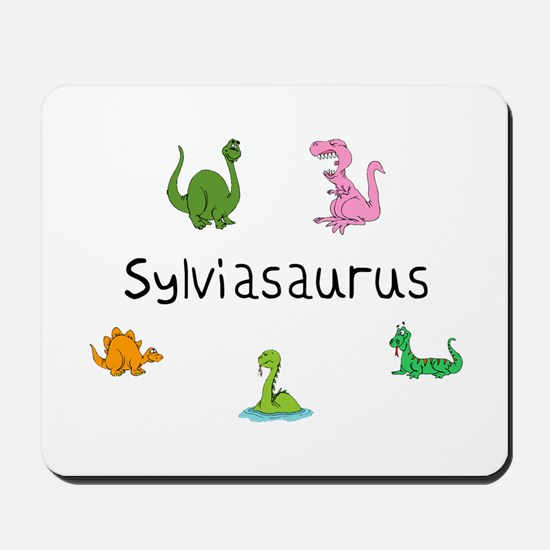 Sylviaosaurus Mousepad