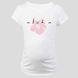 AloooHA Maternity T-Shirt